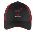 Sport-Tek® Dry Zone® Mesh Inset Cap