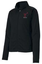 Sport-Tek® Ladies Tricot Track Jacket