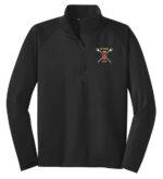 Sport-Tek® Men's Sport-Wick® Stretch 1/2-Zip Pullover